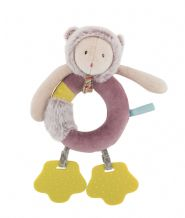 Moulin Roty - Les Pachats - Anneau Hochet Souris